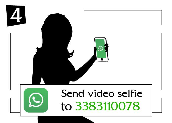 Send video selfie trentino-alto adige to