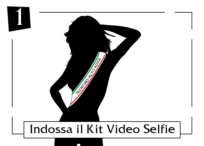 kit video selfie - trentino-alto adige